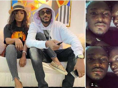 Annie Idibia Digs Up Romantic Photo From 16 Years Ago With Husband 2baba As She Marks His 46th Birthday