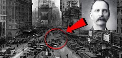 Incidente di Rudolph Fentz a Times Square di New York City