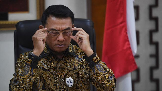 Gugatan Moeldoko Terhadap Menkumham Mendegradasikan Kredibilitas Presiden Jokowi