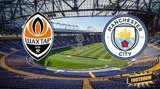 Шахтёр Д – Манчестер Сити  смотреть онлайн бесплатно 18 сентября 2019 прямая трансляция в 22:00 МСК.