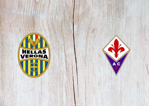 Hellas Verona vs Fiorentina -Highlights 24 November 2019