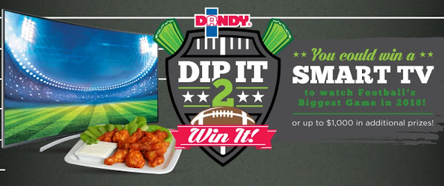 Dip It 2 Win It Sweepstakes