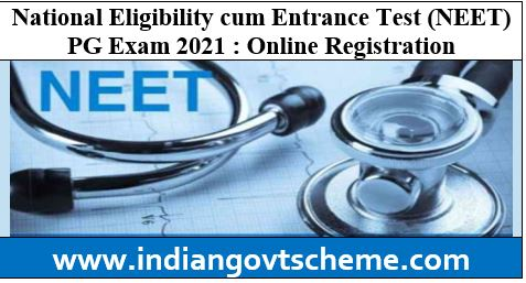 National Eligibility cum Entrance Test