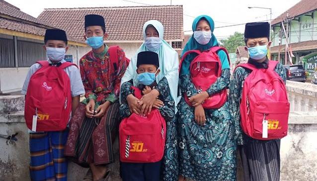Ingin Jadi Keluarga Penghafal Alquran, Janda Bersama 5 Anaknya Tiap Hari Belajar di Rumah Tahfiz
