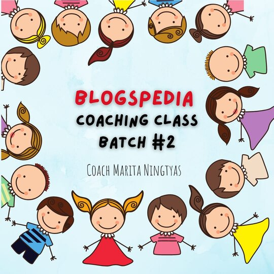 Squad blogspedia coaching batch 2