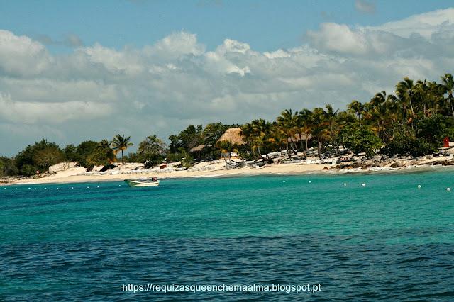 REPÚBLICA DOMINICANA Ilha Catalina