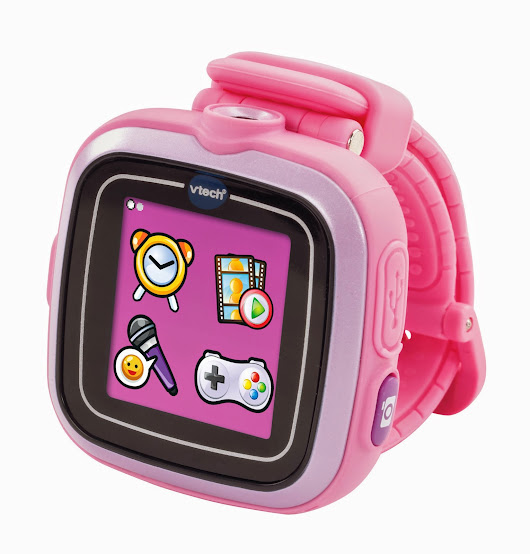 VTech Kidizoom Smartwatch #Giveaway @VTechKids | Just Another New Blog