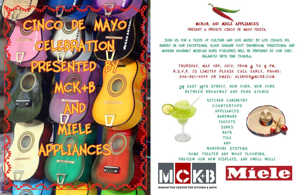 Happy Cinco de Mayo! - MCK+B
