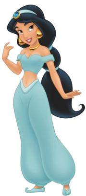 Jasmine fantasias para Halloween