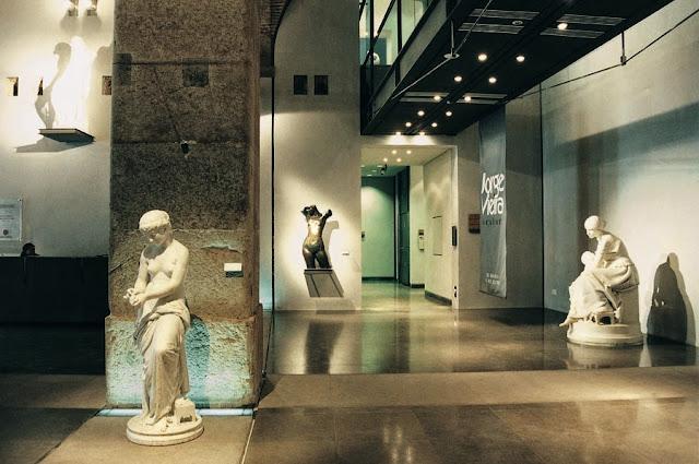 Museu Nacional de Arte Contemporânea em Lisboa