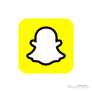 Snapchat 2019 Logo vector (.cdr)