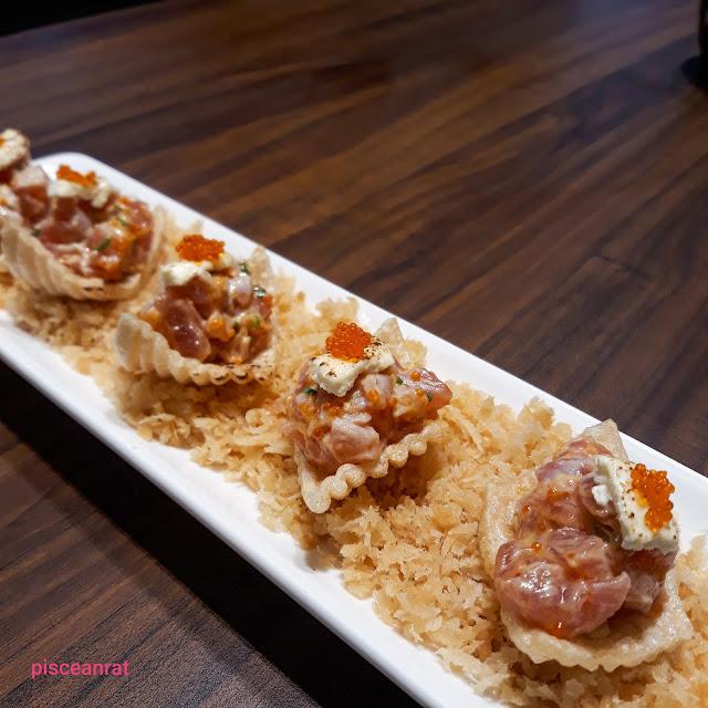 Fumizen Crunchy Tuna Crackers