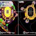 مخطط ملعب اولمبي بشكل مميز اوتوكاد dwg
