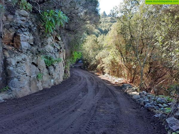 El lunes comienza el asfaltado de la vía entre Gallegos y Las Mimbreras