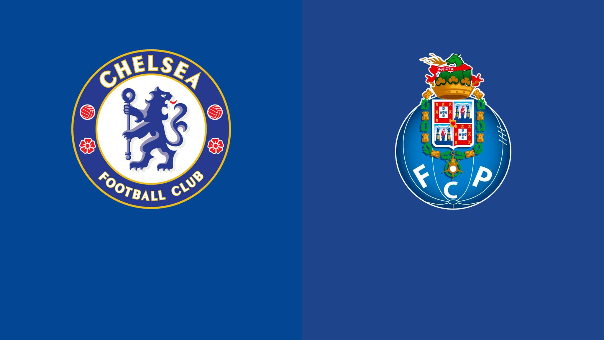 Chelsea vs Porto second leg
