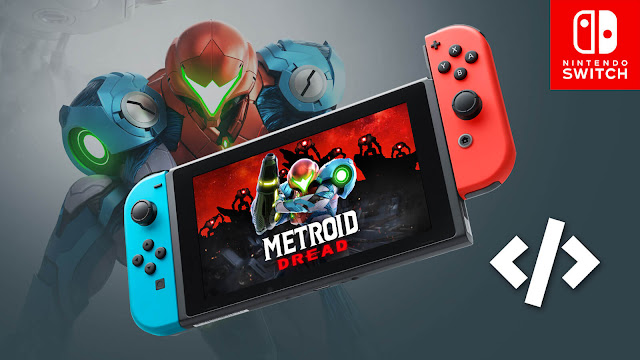 metroid dread nintendo switch emulator pc yuzu ryujinx 4k resolution 2021 action-adventure 2d side-scrolling game mercury steam samus aran