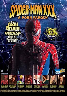 Parodias porno de películas