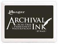 Tusz Archival Jet Black