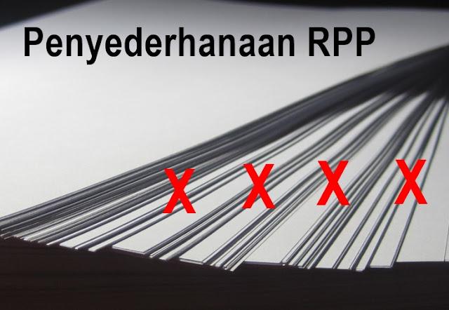 6 Tanya Jawab Tentang Penyederhanaan RPP