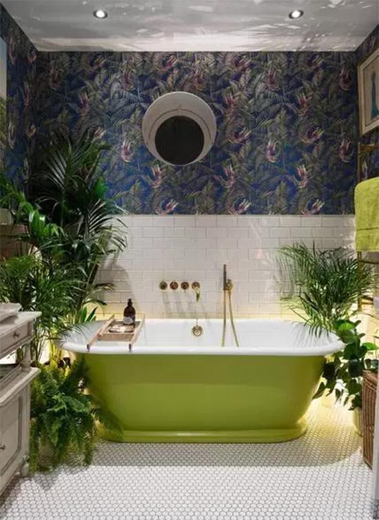 greenery a casa eh sua, acasaehsua, decoração, decor, home decor, home design, interior design, interior, banheiro