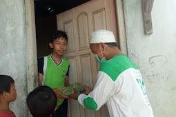 FPI Purworejo Bagikan Paket Sayuran Untuk Warga Di Wilayah Kutoarjo