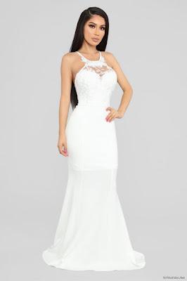Modelos de Vestidos de Noche Sexis