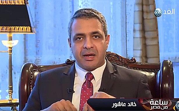 برنامج ساعة من مصر حلقة السبت 18-11-2017 مع خالد ةعاشور و فى صحبته المخرج الفلسطيني الكبير ميشيل خليفي