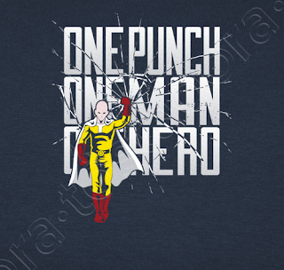 One Punch Man Hero