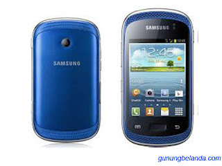 Tutorial Flashing Samsung Galaxy Music Duos GT-S6012