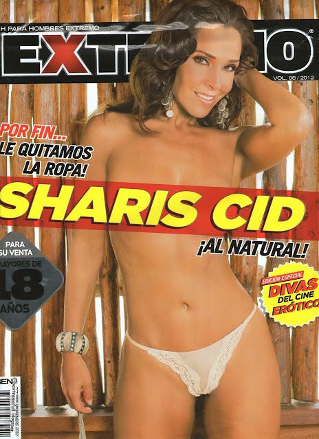 Sharis Cid desnuda Revista H Extremo Noviembre