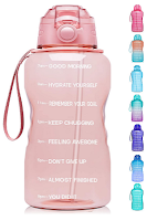 Giotto Motivational Water Bottle