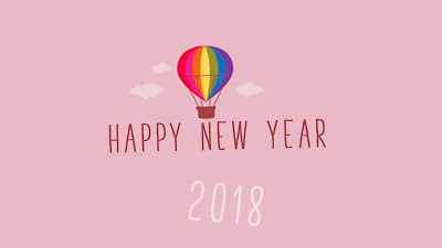 Happy New Year 2018 HD Image Download