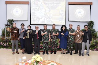 Ster TNI Gelar Seminar Nasional Kolaburasi, Bahas Penanganan Laut Natuna