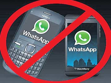 Whatsapp messenger to stop in older mobiles
