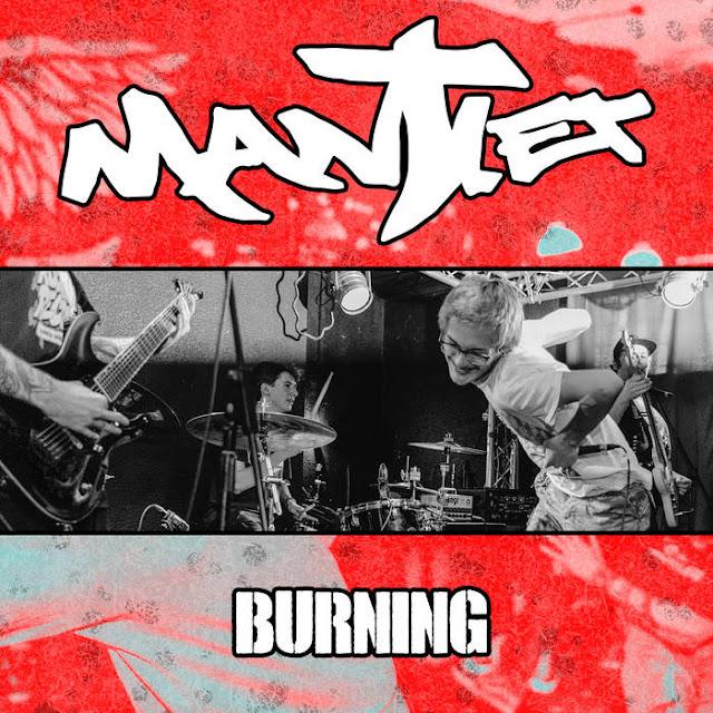Mantlet - Burning (2019)