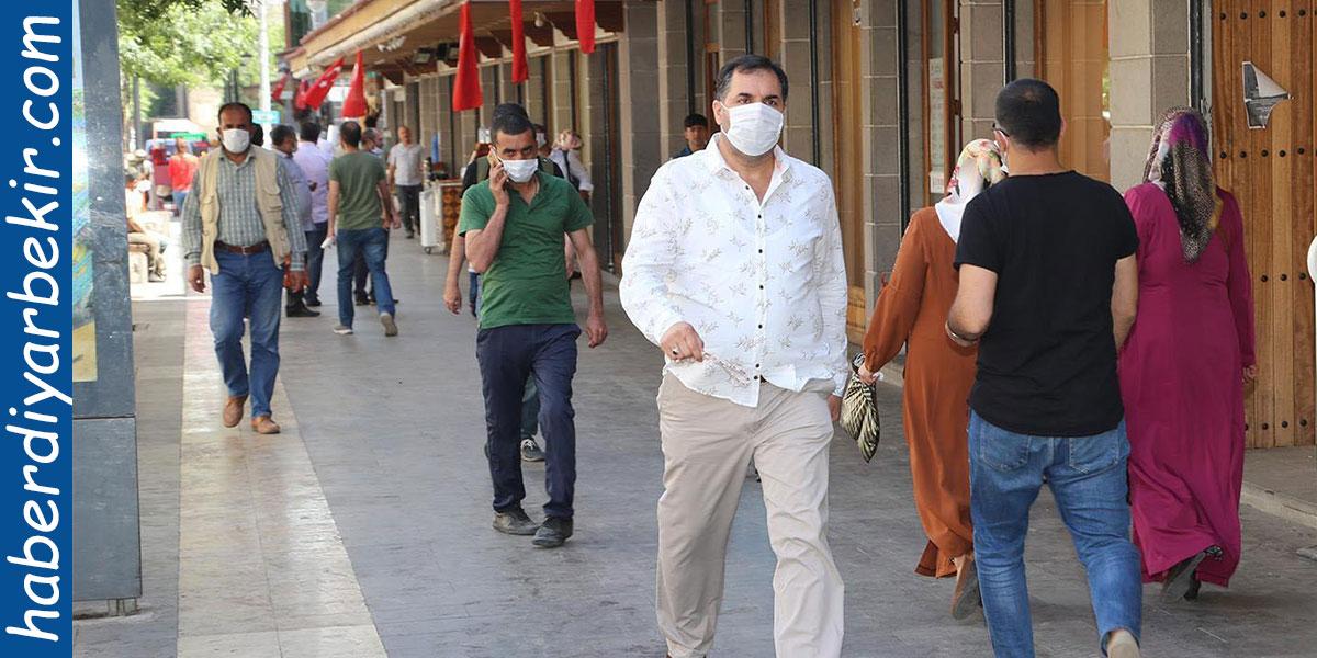 Public slackness in Diyarbakır causes a surge in coronavirus cases