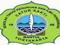 PENDAFTARAN MAHASISWA BARU (STKIP-Catur Sakti) 2020-2021