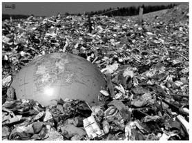 Lixo doméstico, problema global