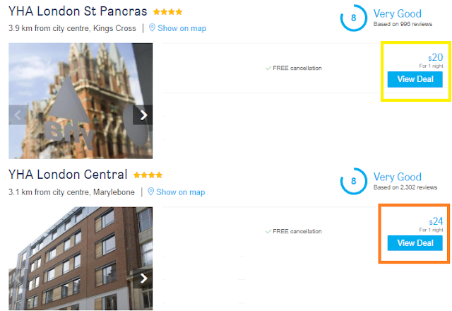 4-star-accommodation-london