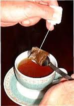 Teabag squeeze