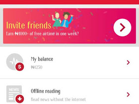 Latest Trick to get Unlimited Free Airtime on Opera News