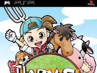 Harvest Moon: Boy And Girl For PSP