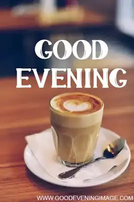 good evening coffee and snacks