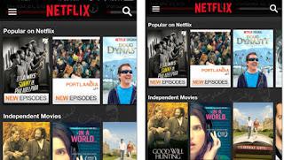 تطبيق نتفلكس Download NetFlix PRO لتشغيل نتفلكس على الهاتف بطريقة سهلة والاستمتاع بافلام نتفلكس والمسلاسلات