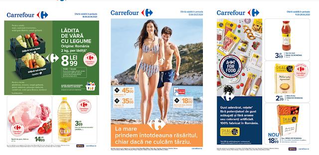 CARREFOUR cataloage - brosuri