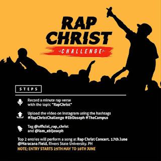 Rap Christ Challenge ( Rap Christ 02 )