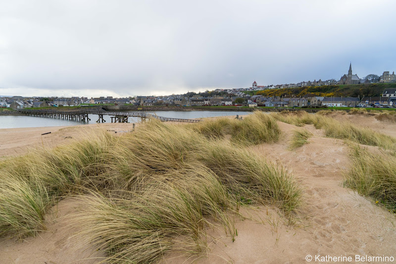 Lossiemouth Scottish Highlands Road Trip Itinerary