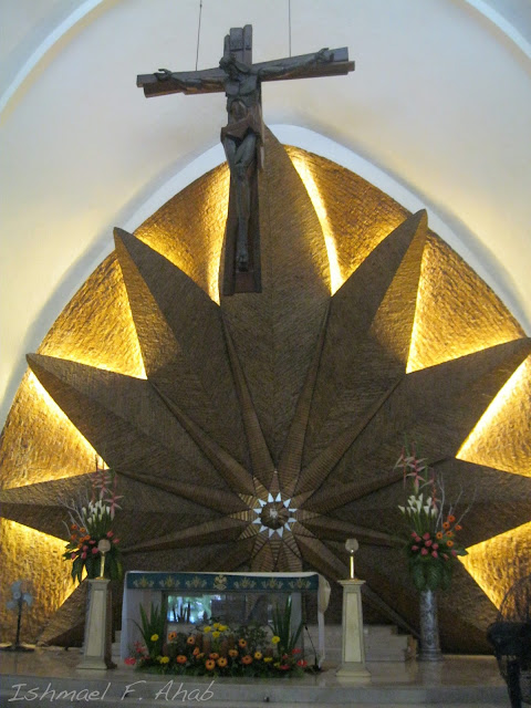 Altar of Don Bosco Church