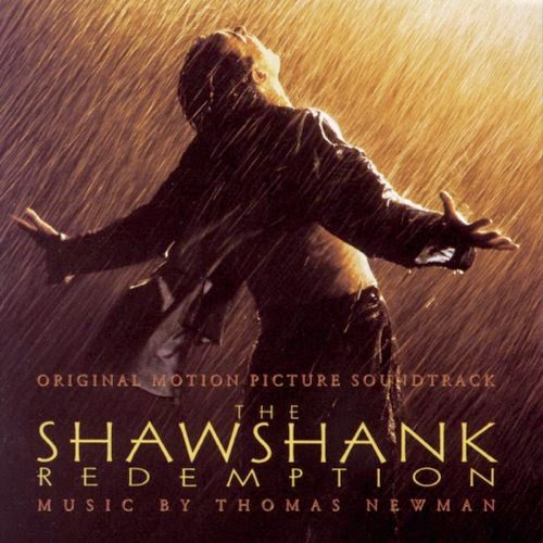 Shawshank redemption, Thomas Newman