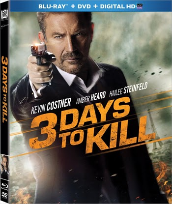 3 Days To Kill 2014 Dual Audio Hindi Bluray Movie Download